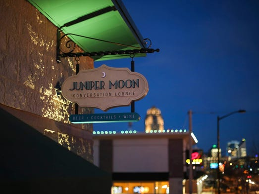 Juniper Moon, on Ingersoll Ave. in Des Moines, with