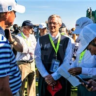 Livonia native Mark Newell has a front row seat to the best golf on the planet