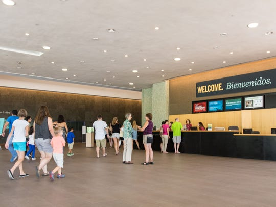 Families get free admission on Saturday and Sunday March 10 and 11 at the Phoenix Art Museum, where a whole host of activities are planned.