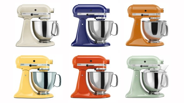 KitchenAid's popular stand mixer is at its lowest price
