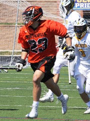 Northville senior defender Connor Wright earned first team Division 1 all-state honors last year.
