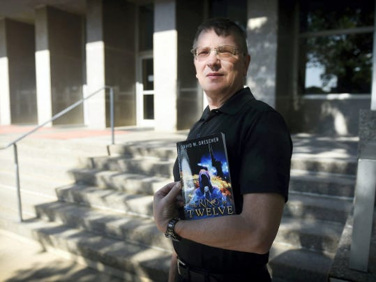 "Palmyra Area High School alumni and local practicing attorney David W. Drescher self-published his first novel, ""The Ring of Twelve,"" recently. The story centers around an aging government assassin who is pulled back into the business of espionage."