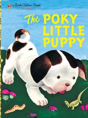 """The Poky Little Puppy"" is one of Golden Books' enduring stars."