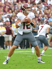 Troy quarterback Brandon Silvers is pivotal to the