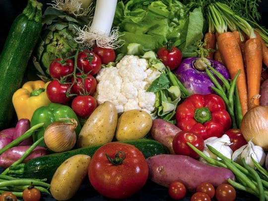Local chefs say to be on the lookout for more vegetables