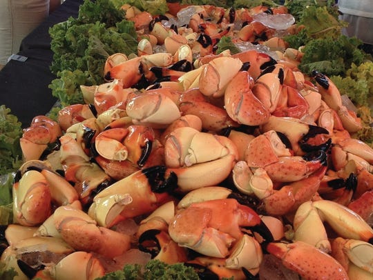 The Naples Annual Stone Crab Festival will be held