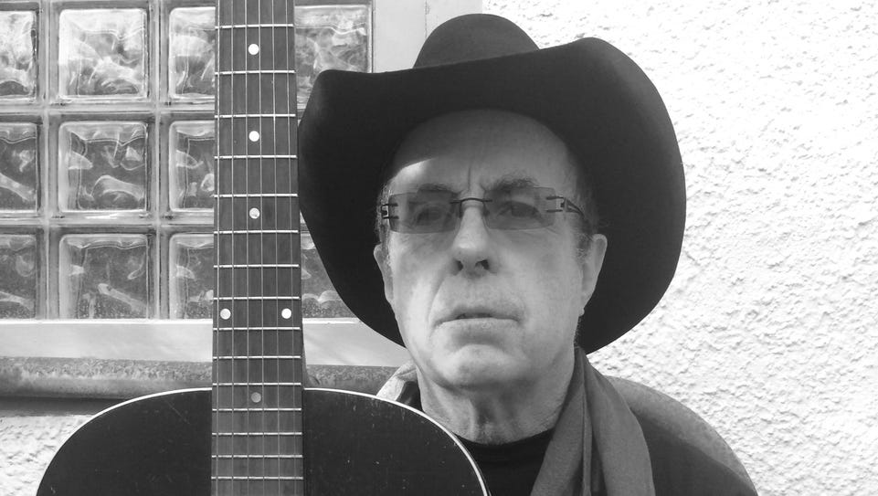 Singer-songwriter Tom Russell will perform Sunday at