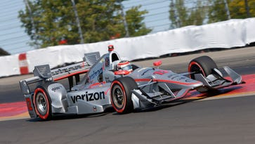 Cindric: 'Never really worried' about Will Power