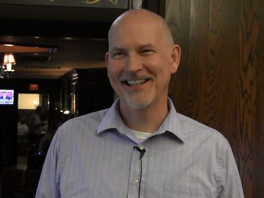 Schuler's Restaurant and Pub General Manager Wes Schroeder