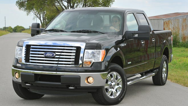 The 2011 Ford F-150 is part of an investigation into power brake failures.
