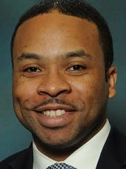Newly elected Shelby County Democratic Party chairman