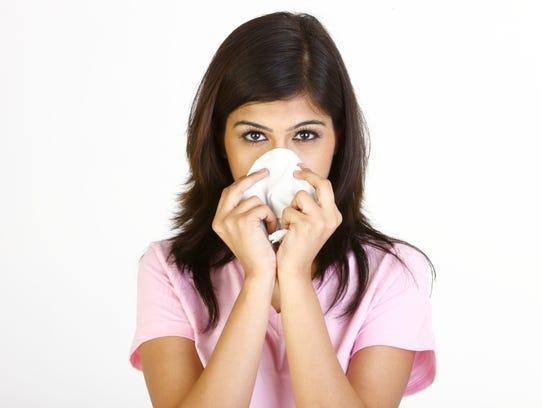 Flu season is still in full swing.