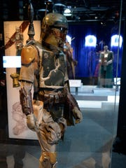 See Boba Fett's costume and jetpack on display at Discovery