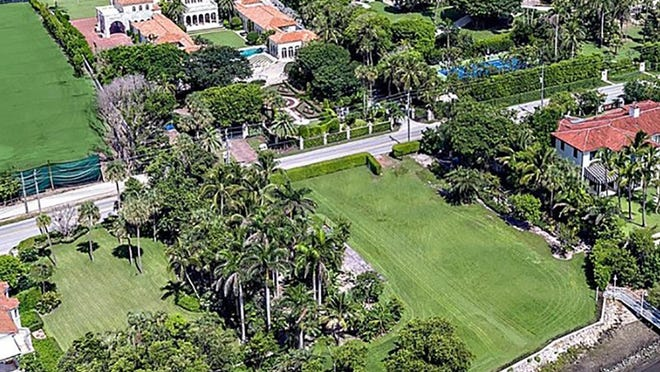 An ocean-to-lake estate at 1295 S. Ocean Blvd. changed hands in July for a recorded $104.99 million. It was sold by the estate of the late Broadway producer Terry Allen Kramer.