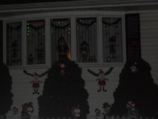Pamela Lehman's home.