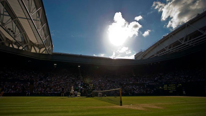 Wimbledon announced that this year's prize money will increase by 7%.