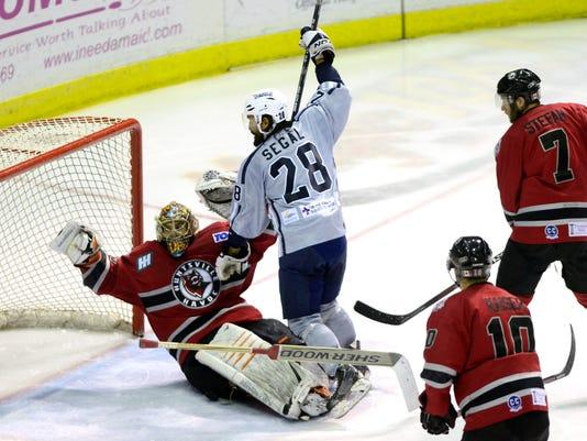 Ice Flyers vs Huntsville Havoc