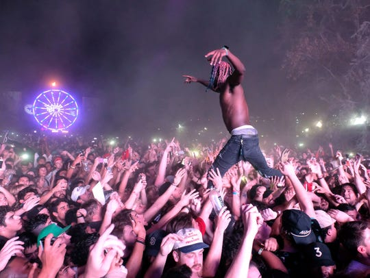 Flatbush Zombies will perform at the Marquee Theatre
