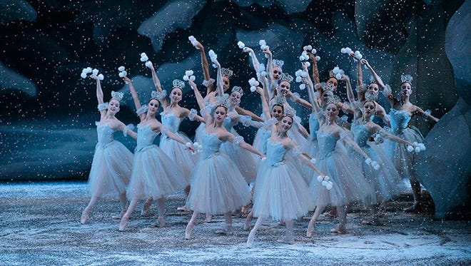 The Picture House presents the Nutcracker Magical Matinee, a cinematic version of New York City Ballet's classic production.