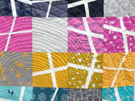 The Quilt & Sewing Fest of New Jersey, presented March