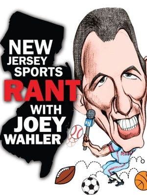 """New Jersey Sports Rant"" with Joey Wahler premieres Aug. 18 on thedailyjournal.com."