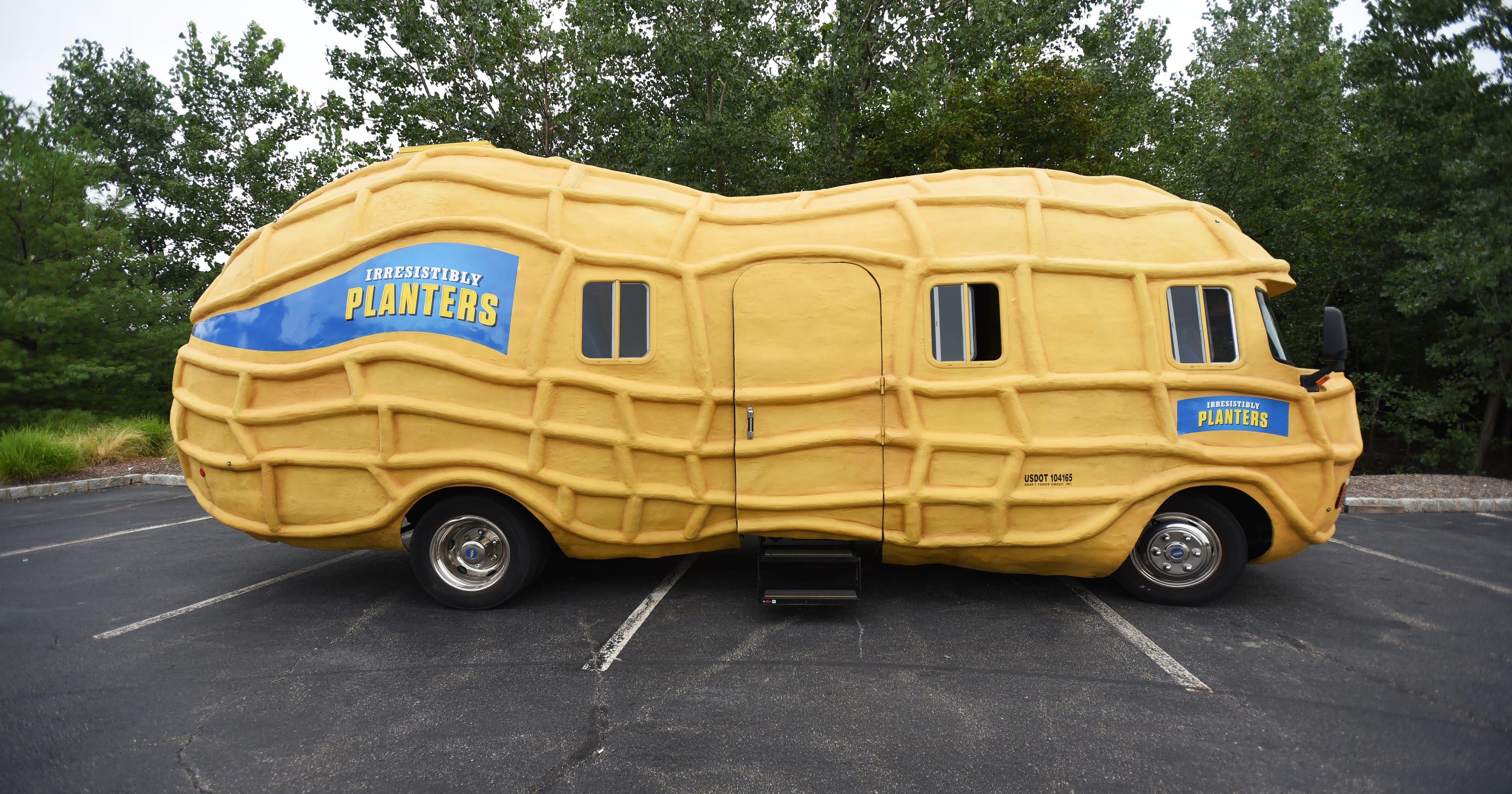 peanut people drawn by campy camper s visit to n j