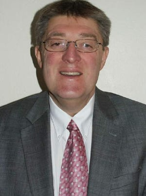 Town of Union Board member Frank Bertoni