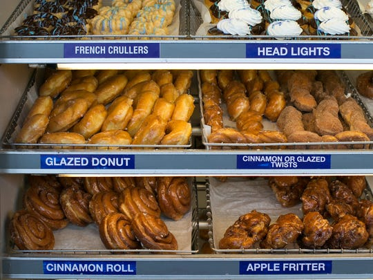 Ridge Donut Cafe in Irondequoit offers a variety of