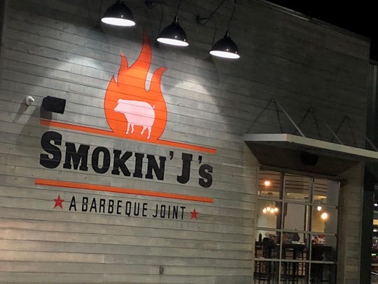Smokin J's serves up delicious barbecue in Minden.