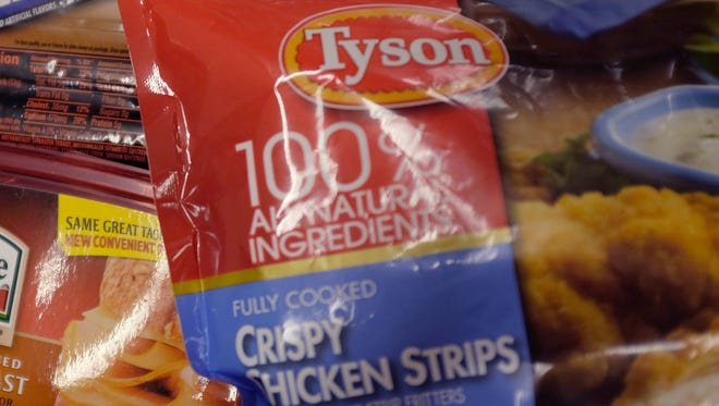 Tyson Food products