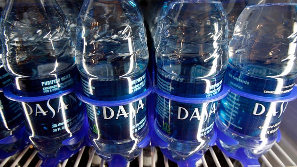 Bottled water consumption has been on a steady rise