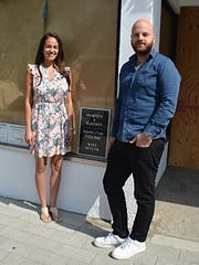 Thompson and Bleecker will become the third Ithaca business created by local entrepreneurs and newlyweds Milany and George Papachryssanthou.