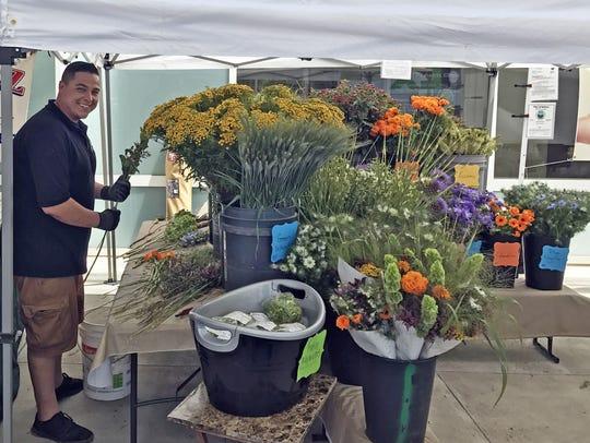 Adam of Golden Flowers, 600 Calabasas Rd. Watsonville,