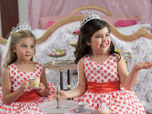 "British cousins Sophia Grace and Rosie are YouTube sensations and favorite guests on ""The Ellen DeGeneres Show,"" where they won America's heart. They talked with 10Best recently about their favorite places to visit in England, from Queen spotting at Buckingham Palace to building sandcastles on the coast."