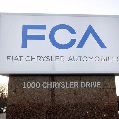 U.S. sues Fiat Chrysler over diesel emissions