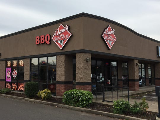 Anniversary:Adam's Rib is celebrating three years at their second location withflame grilled Angus burgers, aGoliath challenge contest, house specials, tap takeover by Gilgamesh Brewing and more, March 2,Adam's Rib Smokehouse - North Liberty, 2505 Liberty St. NE #150.