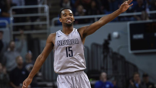 Nevada's D.J. Fenner and the Wolf Pack will play in the Great Alaska Shootout in 2016-17.