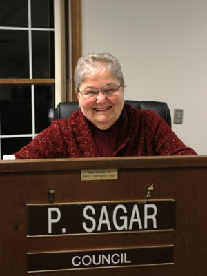 Pataskala Councilwoman Pat Sagar has served the city's Ward 1 for 17 years, but she is leaving office at the end of the year, after deciding against running for reelection.