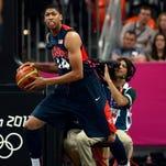 Team USA primed for gold medal run