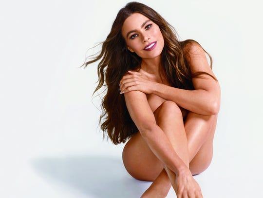 Sofia Vergara in September 'Women's Health'
