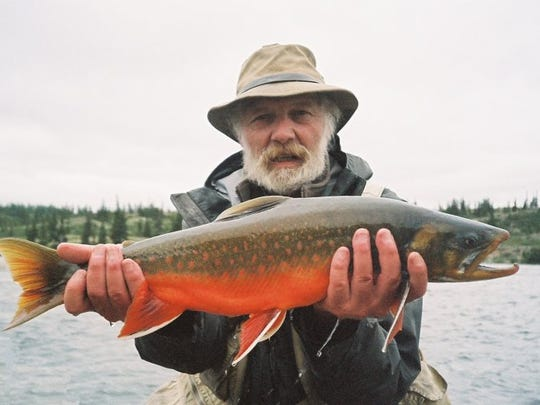 Famed fly-fishing author John Gierach.