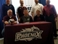 Siegel's Christian Lester signed to play men's volleyball