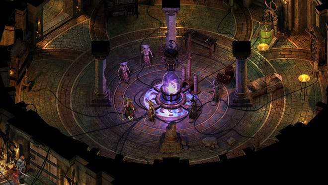'Pillars of Eternity,' now available on PC, Mac and Linux