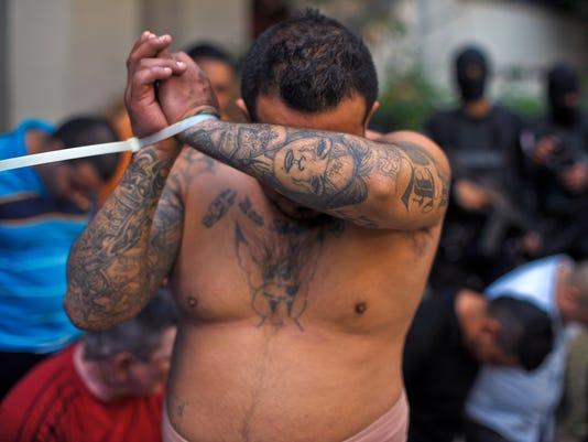 EL SALVADOR-ELECTION-VIOLENCE