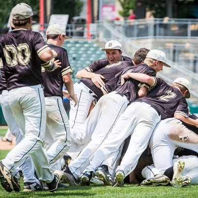 Daleville defeated University 4-2 in the ninth inning