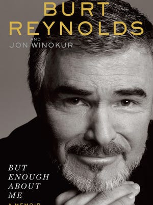 Actor Burt Reynolds released a new book this that reveals whether he was born in Lansing or Waycross, Ga.