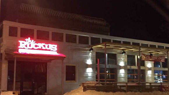 The Ruckus, a burger and soft-serve ice cream stand, opens Jan. 18 at 4144 N. Oakland Ave. in Shorewood.