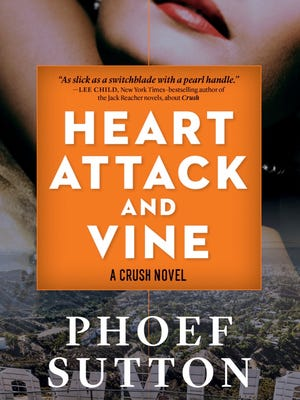 Heart Attack and Vine. By Phoef Sutton. Prospect Park Books. 224 pages. $24.95.