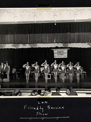 L&N Service Show, circa 1950