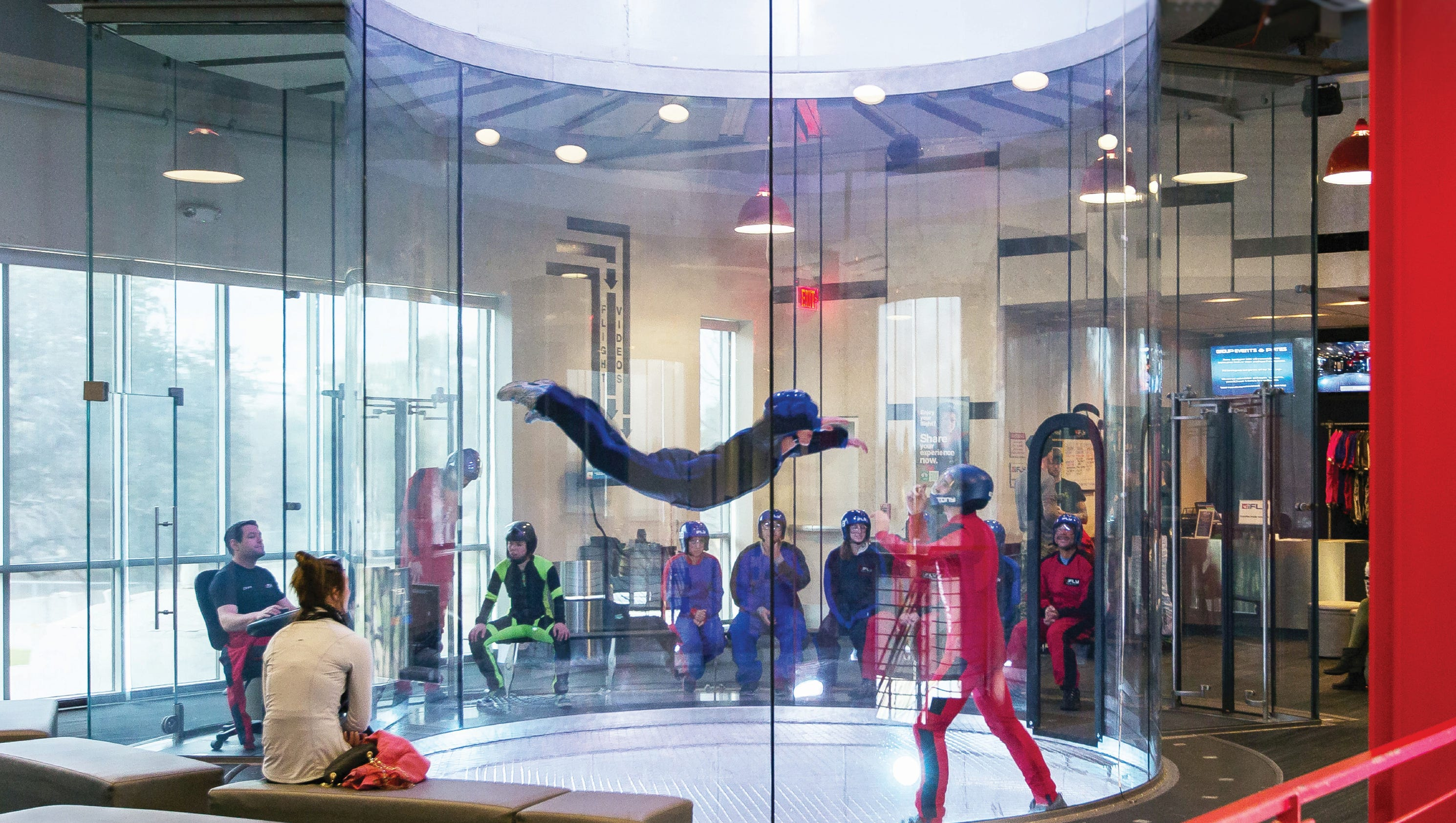 iFLY is the World Leader in indoor skydiving business development, and wind tunnel technology.